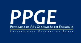 Programa de Pós graduação em econômia